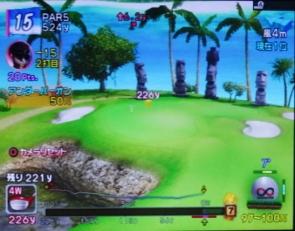 みんなのゴルフ4をプレー 第17回 (9)