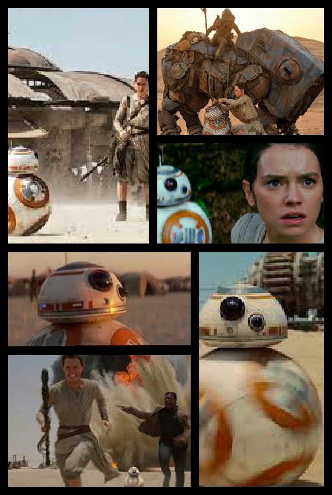 新スターウォーズ フォースの覚醒 BB-8