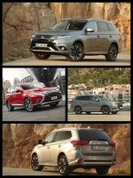 Mitsubishi Outlander Global photo