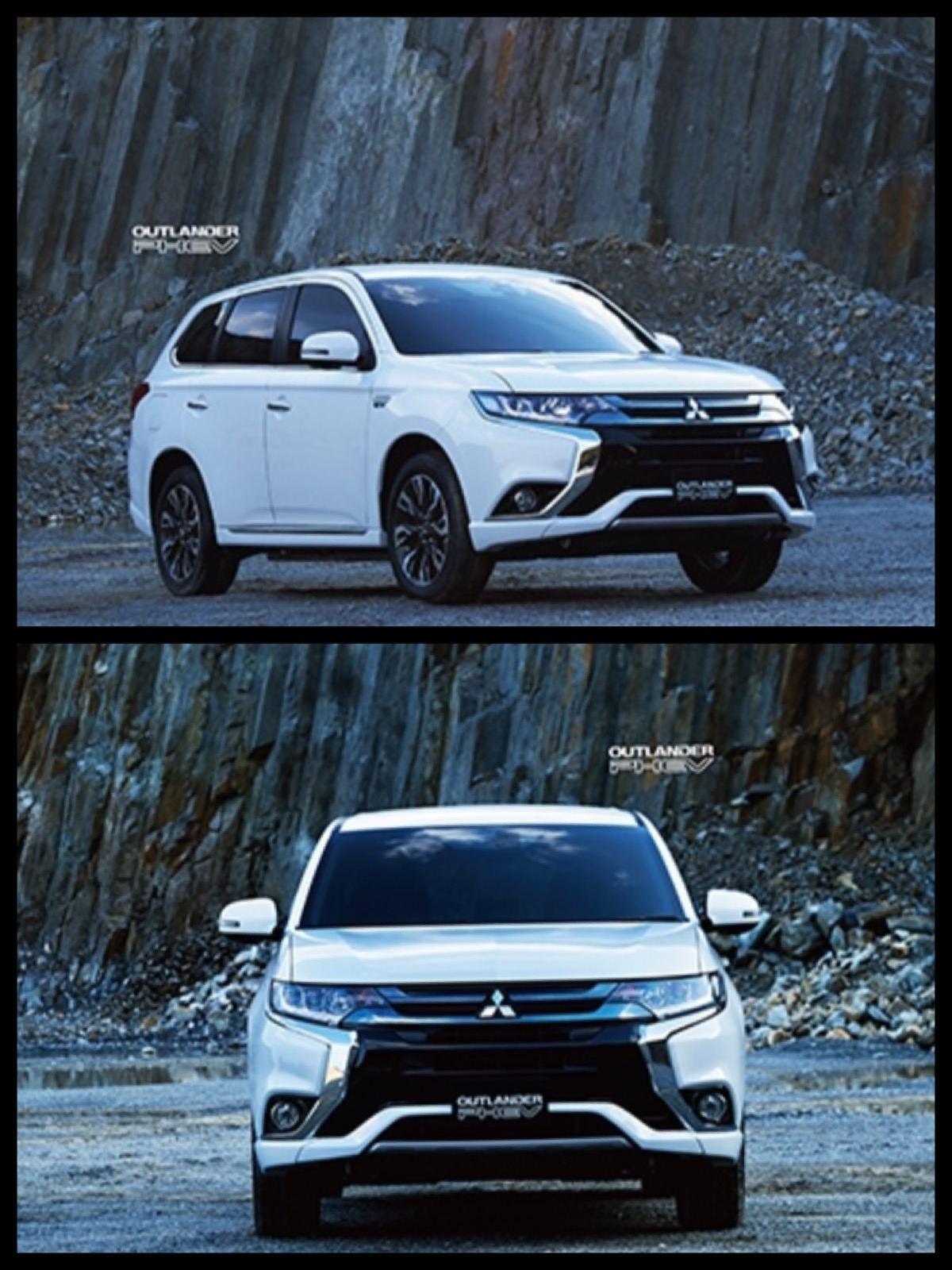 アウトランダーPHEV POWERFUL BUT SILENT