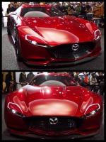 マツダ RX-VISION 東京オートサロン2016