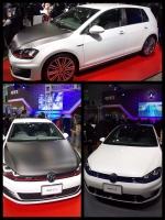 VW GTI GTE 東京オートサロン2016