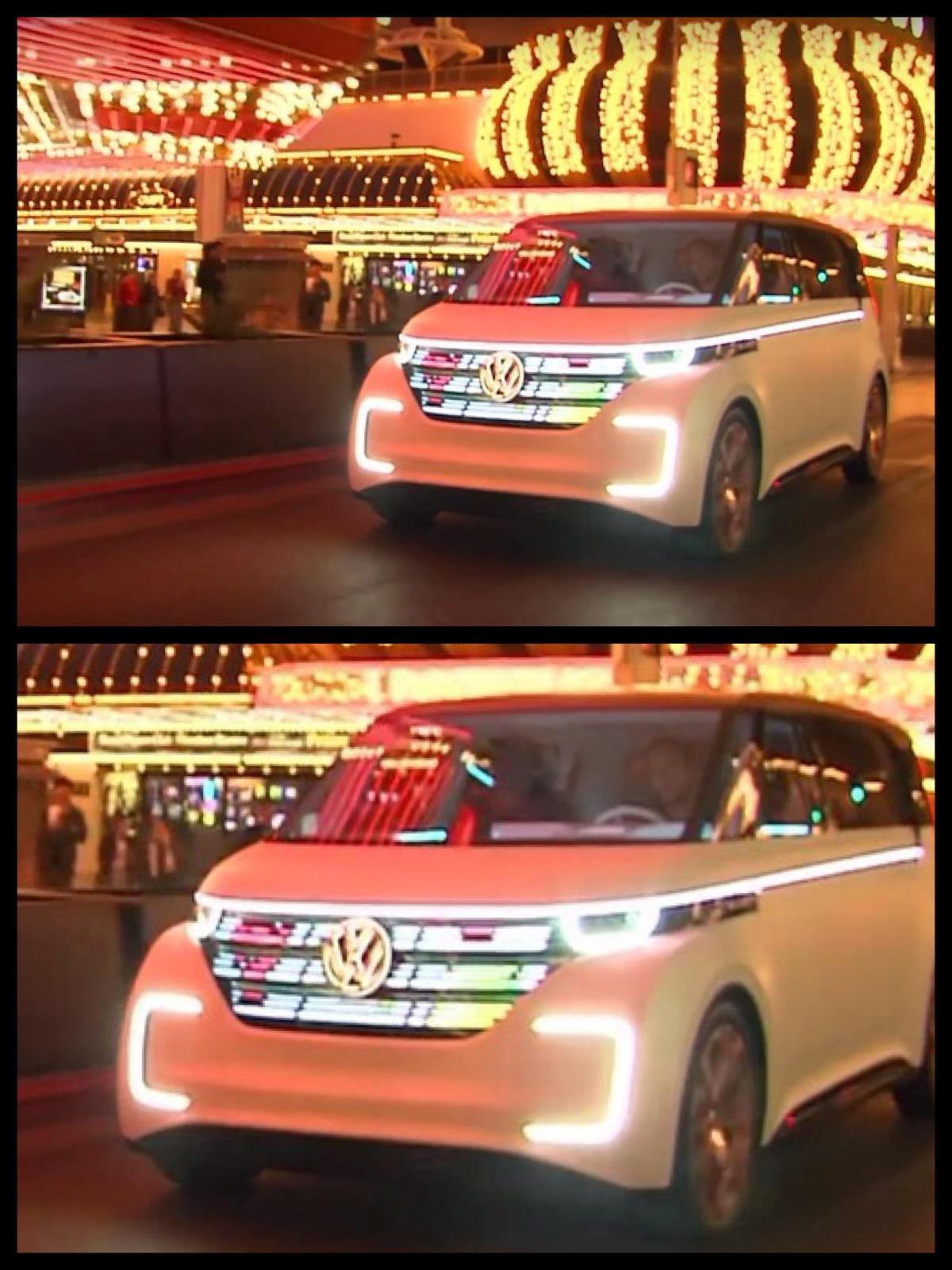VW BUDD-e ラスベガス