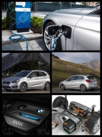 BMW『225xeアクティブツアラー』