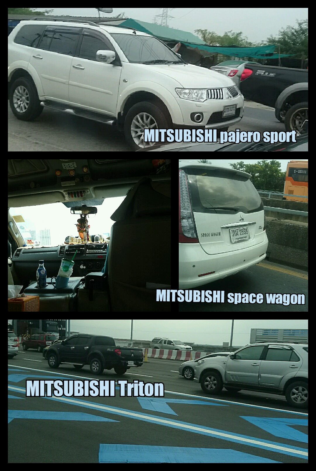 三菱自動車 バンコク