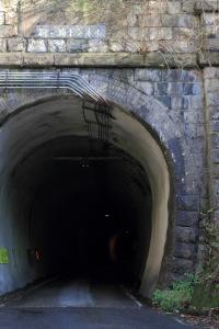 柳ヶ瀬線跡(柳ヶ瀬トンネル)