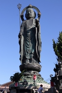 木之元地蔵院にて