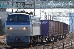 5091レ(=EF66-102牽引)