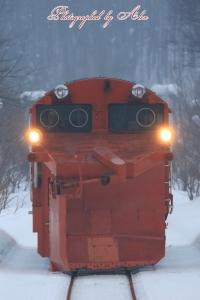 雪551レ(=DE15-1533)