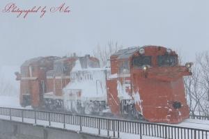 雪372レ(=DE15-2515)
