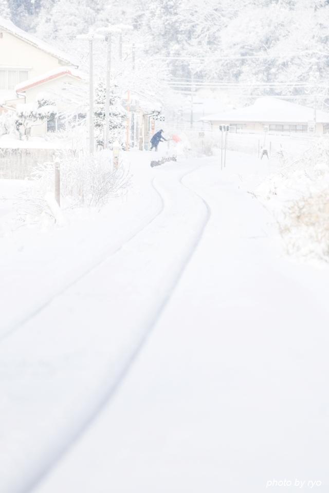 雪の日の朝に_1