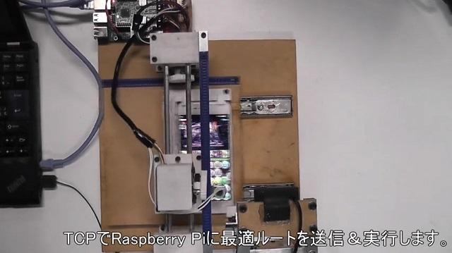 パズドラ 全自動 物理 パズル ロボット