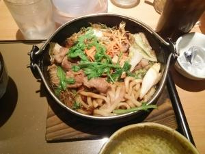 やよい軒 すき焼き定食2