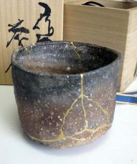 金継ぎ/抹茶椀(1)