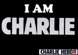 ②I am CHARLIE