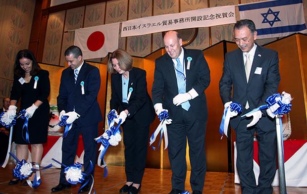 ①橋下大阪に死に神の館ユダヤイスラエル貿易センターこっそりオープン!