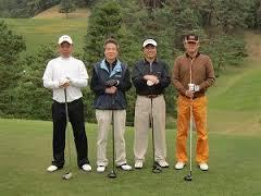 ⑤第3組は、明神 純L・高橋 美作L 高道 隆L・菊地 泰一郎さんです。