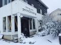 雪のスタジオ2016