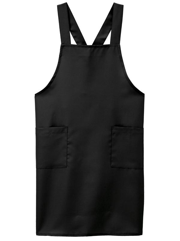 高機能エプロン SEH15 ブラック