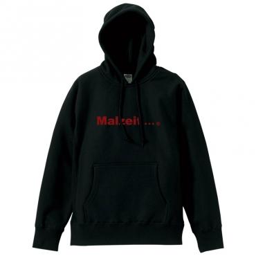 malzeit logo hoodie blk2