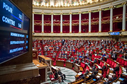 L'Assemblée nationale vote la déchéance de nationalité