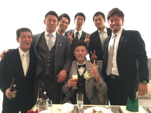 【カープ】マエケンがさいとうゆうきの結婚式に参加?「元カープのです(笑)」