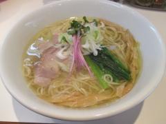 【新店】鶏そば 朱雀-4