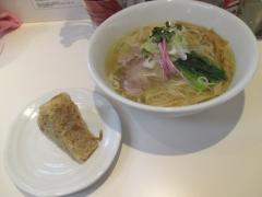 【新店】鶏そば 朱雀-6