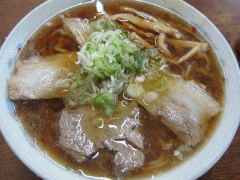 あべ食堂(中華そば)