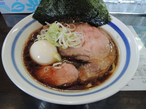 特製3年熟成たまり麹らぁ麺(1000円)