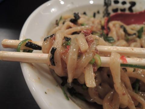 台湾まぜそばの麺