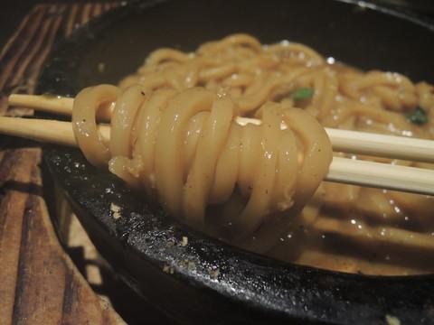 台湾まぜ×2そばの麺