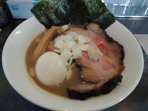 特製ドロ豚骨らぁ麺(1100円)