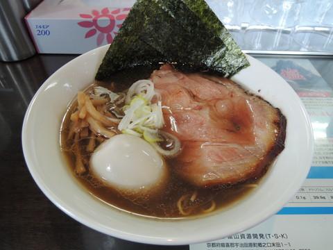 青雲志らぁ麺(1000円)