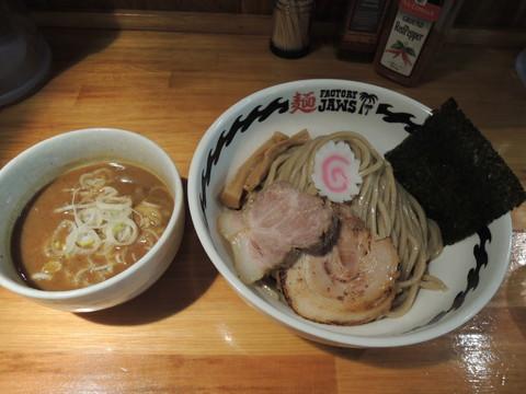 つけ麺(大)300g(750円)