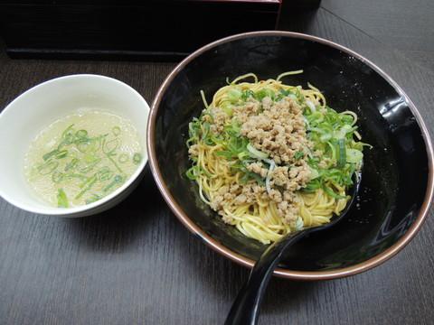 汁無坦々麺(580円)