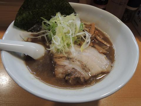 煮干ラーメン(700円)
