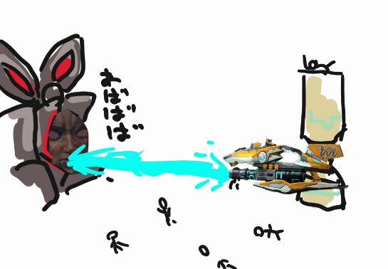 H27 12-22 終焉動画 W6 3新型粒子砲