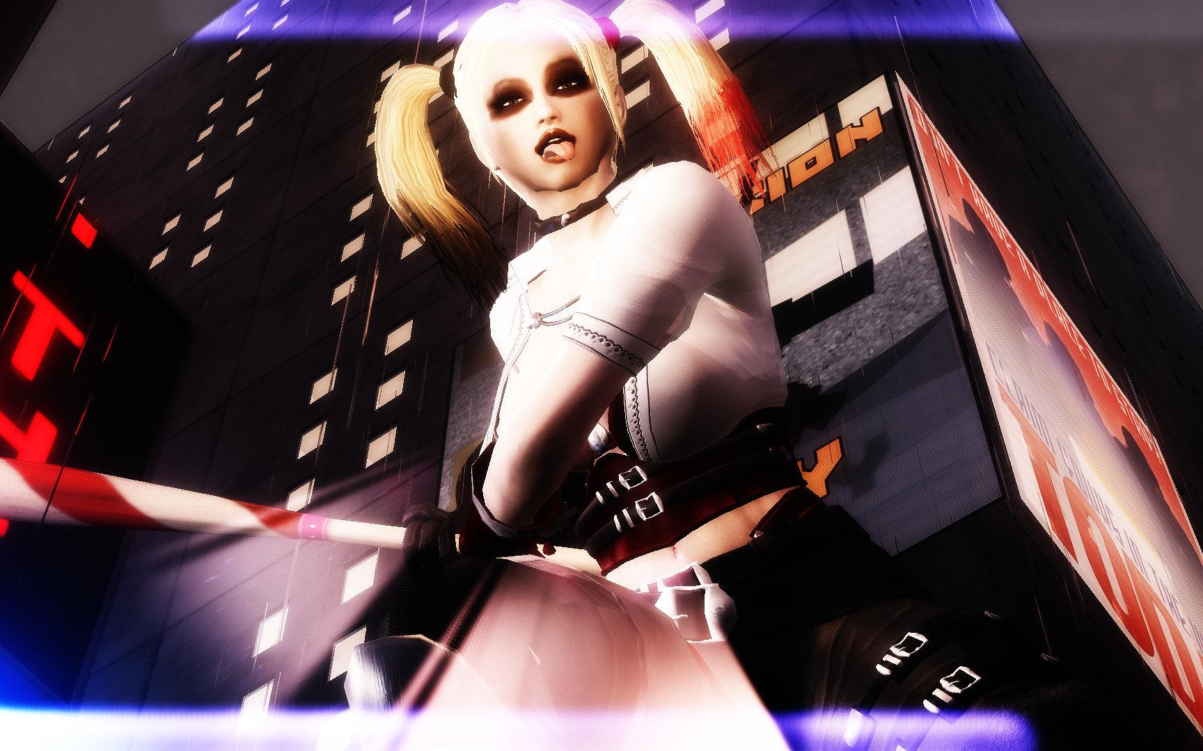 Nereid Pirate Harley Quinn-ish Retexture