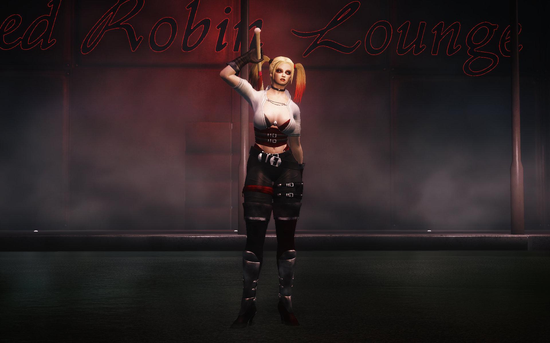Nereid Pirate : Harley Quinn-ish Retexture