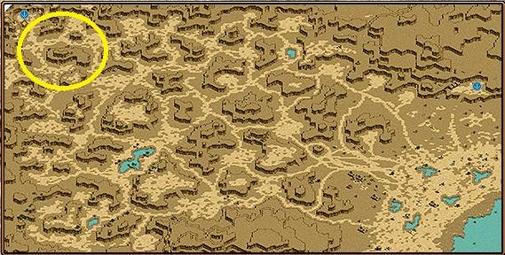 荒野の要塞