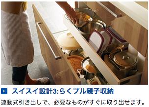 6CRASSO(クラッソ)システムキッチン システムキッチン キッチン 商品を選ぶ TOTO