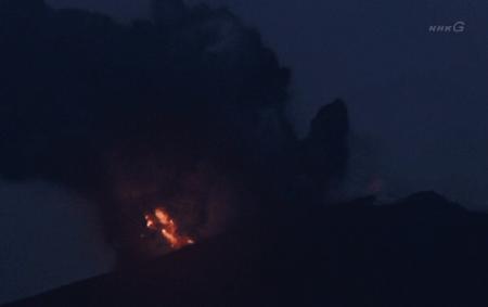 48年ぶりの浅間山噴火(笑) 真田丸