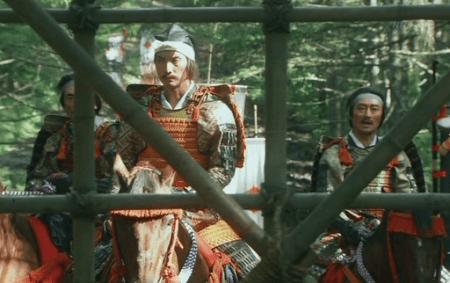 小山田信茂にも裏切られて、木戸を閉じられてしまった武田勝頼 真田丸