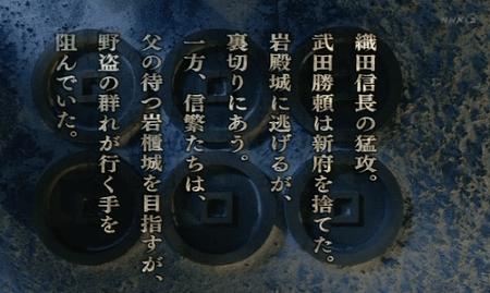 文字によるストーリー解説 真田丸