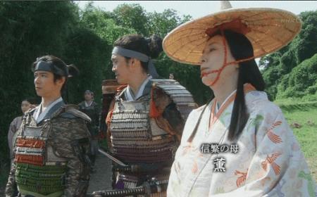 「京から参った時はとんでもない田舎と気落ちしましたが・・・」真田丸