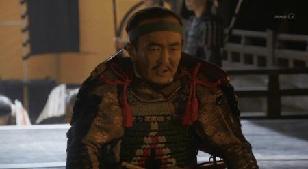 既に処刑された小山田信茂の小山田氏