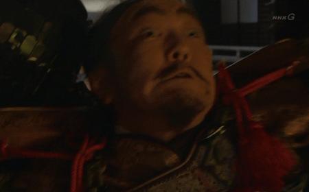 「それは穴山梅雪も同じでございます、なにゆえ私のみがこのような!!」小山田信茂