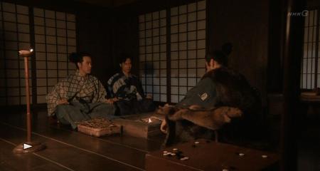 「なにをおっしゃいます。父上に非はござません」真田信幸
