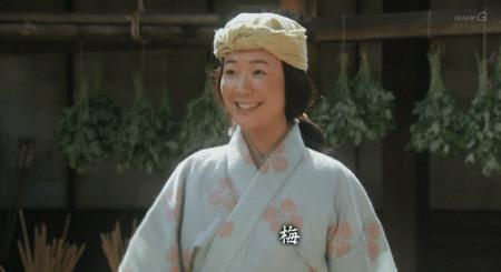 信繁の想い人・梅ちゃん 真田丸